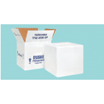 Kit de cajas con aislante isotérmico