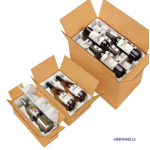 Botellas, Envíos